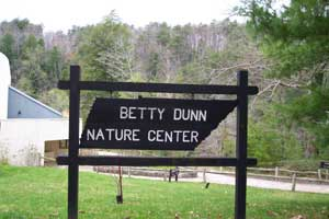 Betty Dunn Nature Center Closed for Upgrades